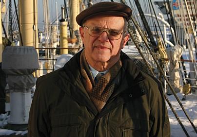Jerzy Litwin, dyrektor Centralnego Muzeum Morskiego w Gdańsku