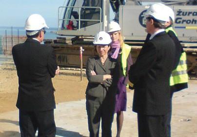 Budowa terminalu odbioru gazu skroplonego (LNG) w Świnoujściu