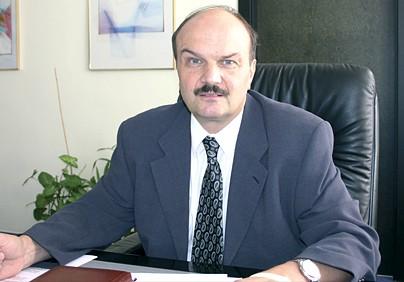 Janusz Jarosiński, prezes Zarządu Morskiego Portu Gdynia SA