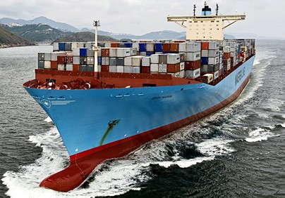 Edith Maersk. Fot. Maersk Line