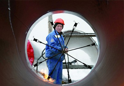 Nord Stream Fot. Nord Stream