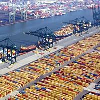 Port w Antwerpii