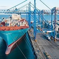 Na razie Maersk pozostanie jedynym kilentem DCT.