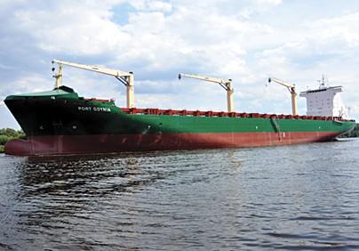 Port Gdynia to pierwszy, od 1999 r., statek zbudowany w polskiej stoczni dla polskiego armatora.