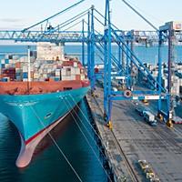 Gdyński port bez G6
