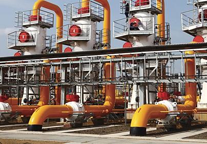 W gazowej sieci