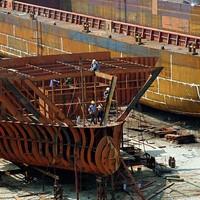 Coraz więcej statków z Chin