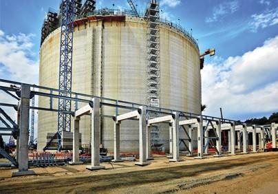 Gazoport / Fot. Polskie LNG
