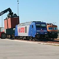 Przewozy intermodalne, a sektor portowy