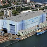 Rosyjski koncern stoczniowy w Niemczech