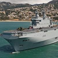 Francja dostarczy Mistrale