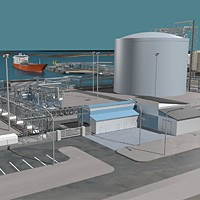 Morskie LNG