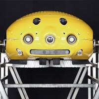 Robot stoczniowy