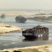 Kanał Sueski w rozbudowie