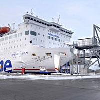 Kontenerowe plany w Gdyni