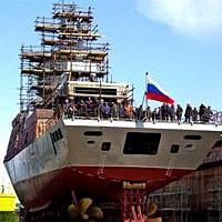 Sankcje uderzają w stocznie rosyjskie
