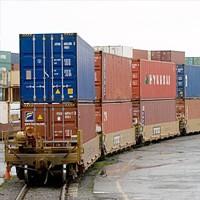 Większe kontenery w intermodalu