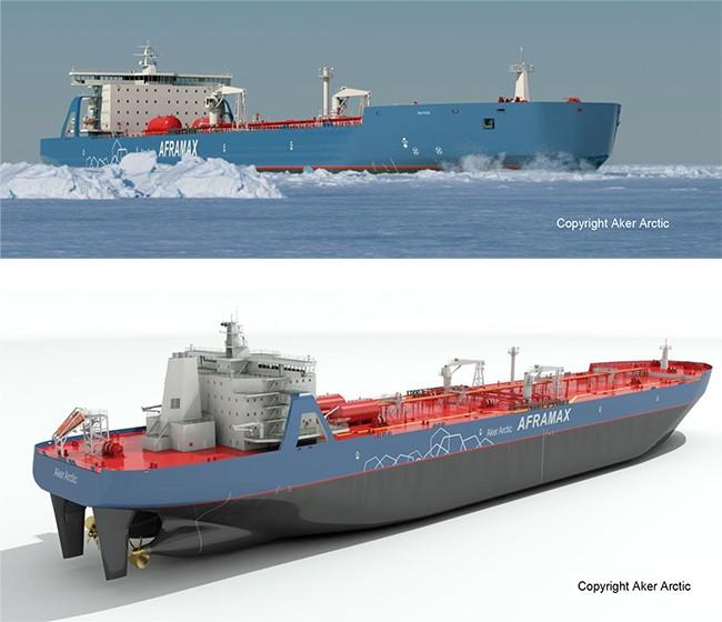 Aker Arctic Technology