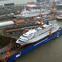 Niemiecka stocznia na sprzedaż