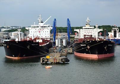 Trudne czasy dla bałtyckich portów