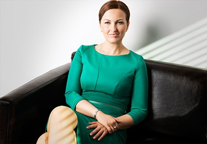 Lidia Dziewierska, prezes Loconi Intermodal SA