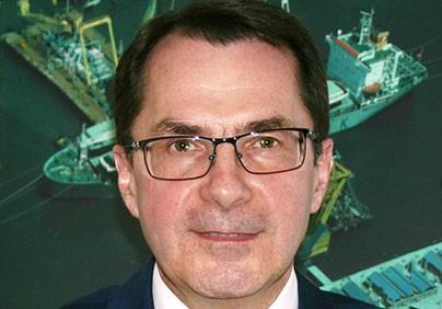 Radosław Chmieliński, dyrektor ds. żeglugi, Chińsko-Polskiego Towarzystwa Okrętowego SA Chipolbrok, Oddział w Gdyni