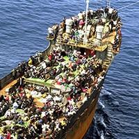 Nielegalna imigracja wyzwaniem dla współczesnej żeglugi