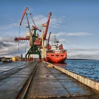 Nowy rosyjski port