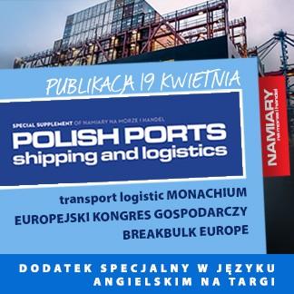 Polish ports - shipping and logistics
